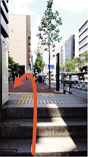 阪急「烏丸駅」・地下鉄「四条駅」2