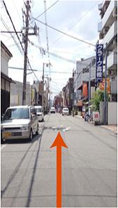 阪急「烏丸駅」・地下鉄「四条駅」8