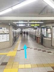 阪急「大宮駅」1