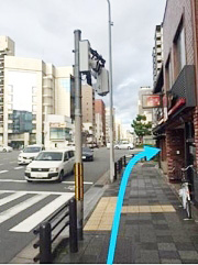 阪急「大宮駅」7