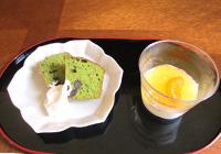 洛和ヴィラアエル 喫茶
