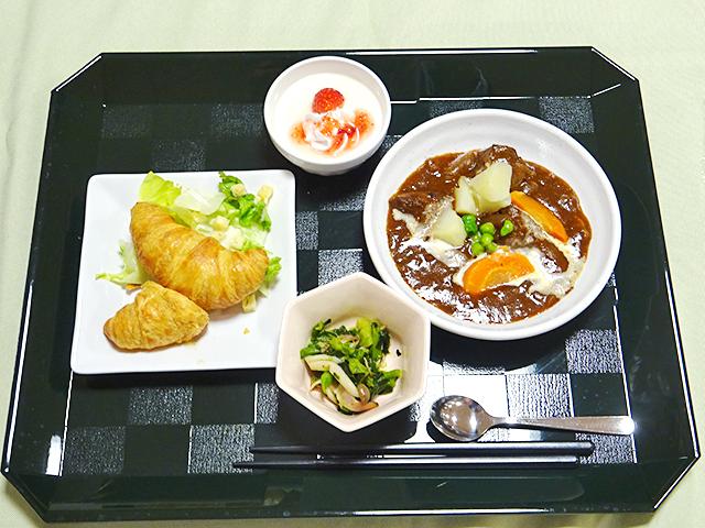 食事イメージ(洋食)
